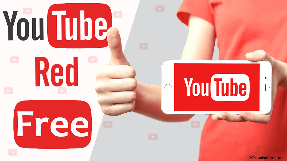 How to Get YouTube Red for Free on iPhone - TheAndroidPortal