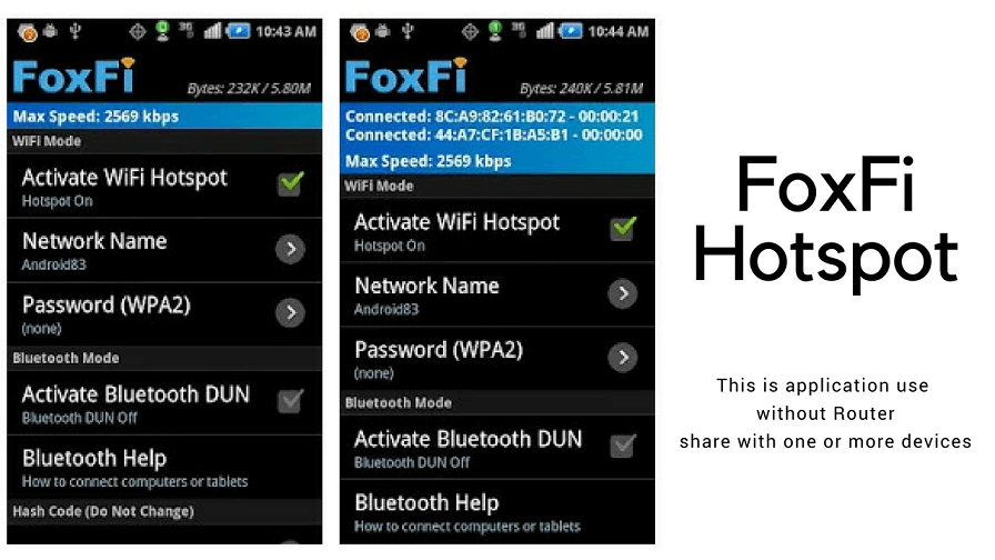 Best Hotspot App for Android Devices
