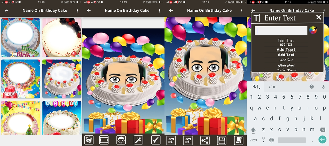 Happy Birthday Image With Name Best Android Apps