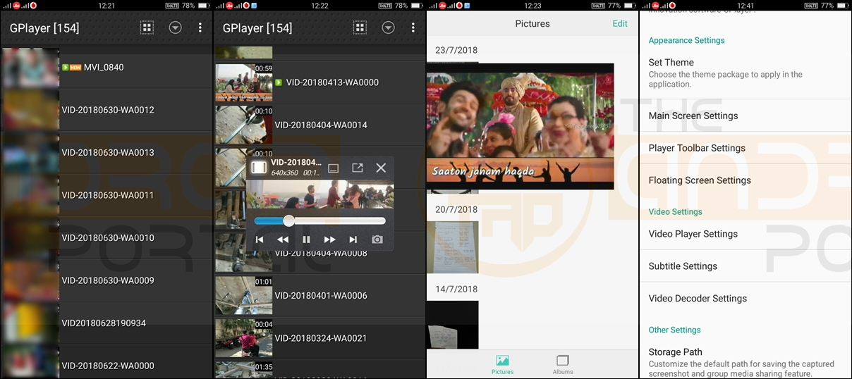 Best Floating Video Player Apps for Android - TheAndroidPortal