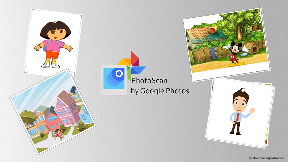 PhotoScan by Google Photos - Everything You Need To Know banner ideas - theandroidportal.com