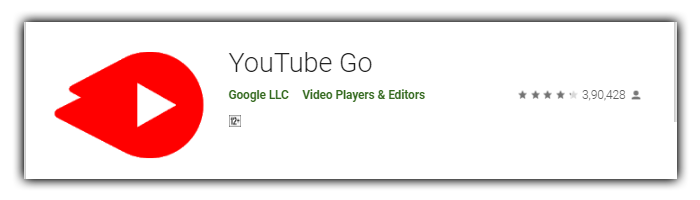 Youtube Go (Playstore)