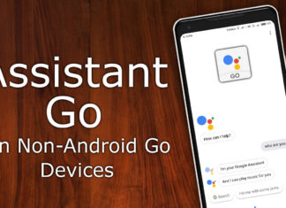 Assistant Go on Non-Android Go Devices (1)