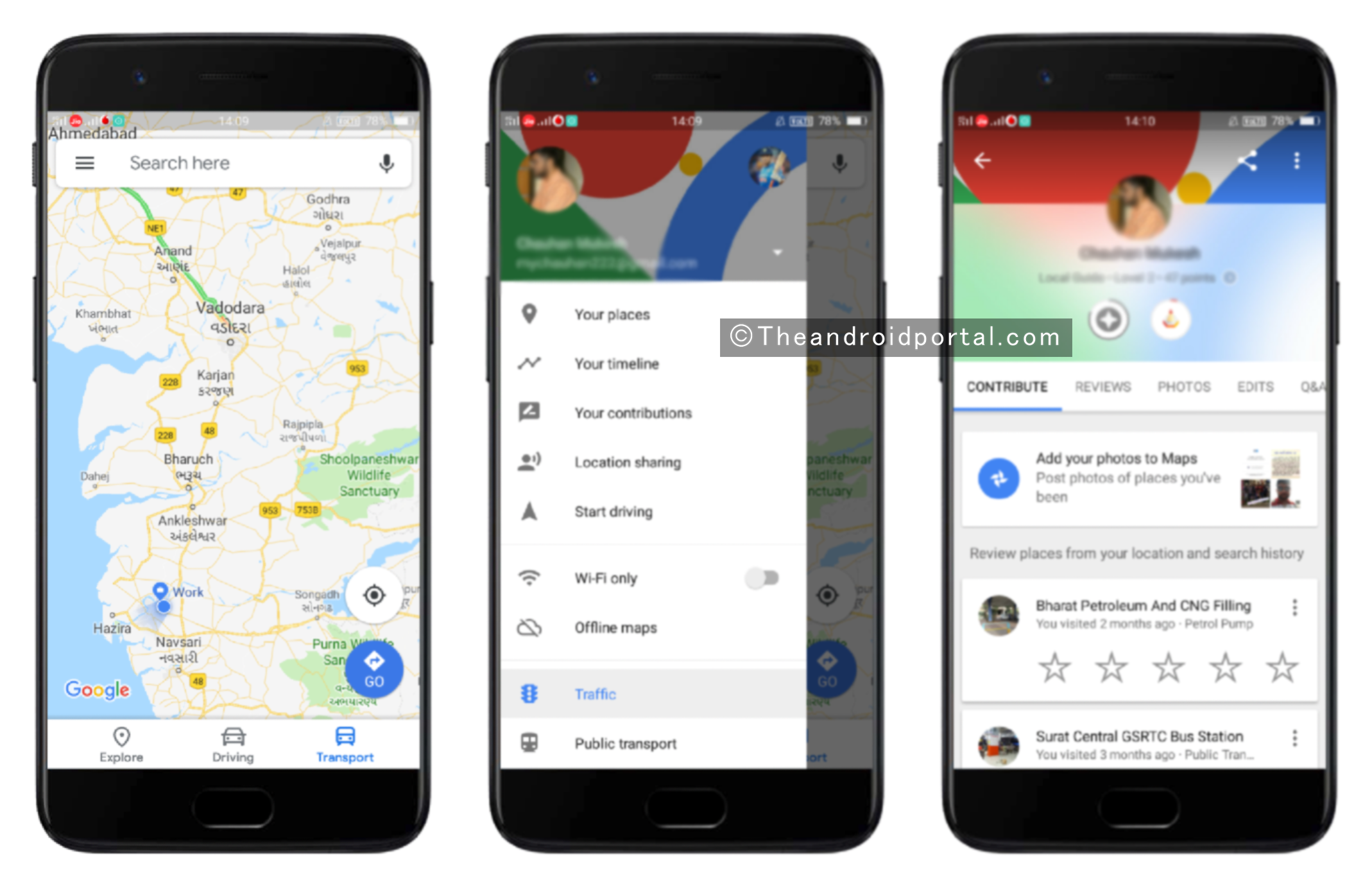 Google Maps Android App - Everything You Need To know ...