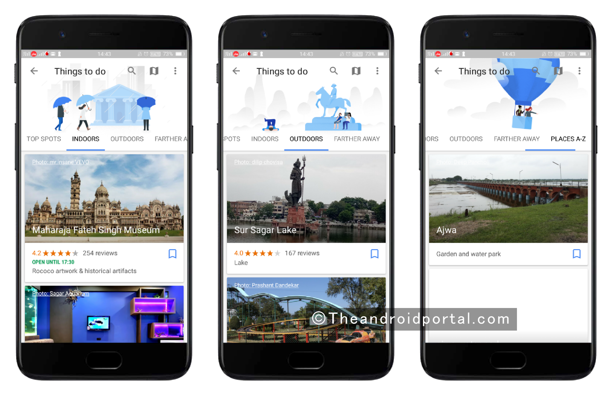 Find Things-to-do near your Destination 2 - theandroidportal.com