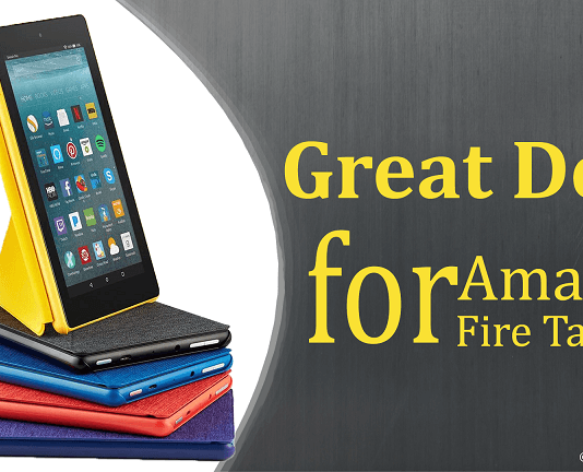 Great Deal for Amazon Fire 7 and Amazon Fire HD 10 Tablets 2 - theandroidportal.com