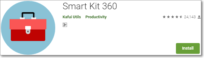 Android Apps for Productivity - Smart Kit 360 App
