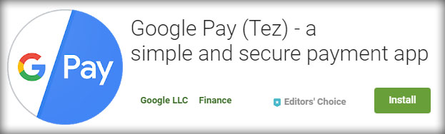 Download Google Pay on ANdroid