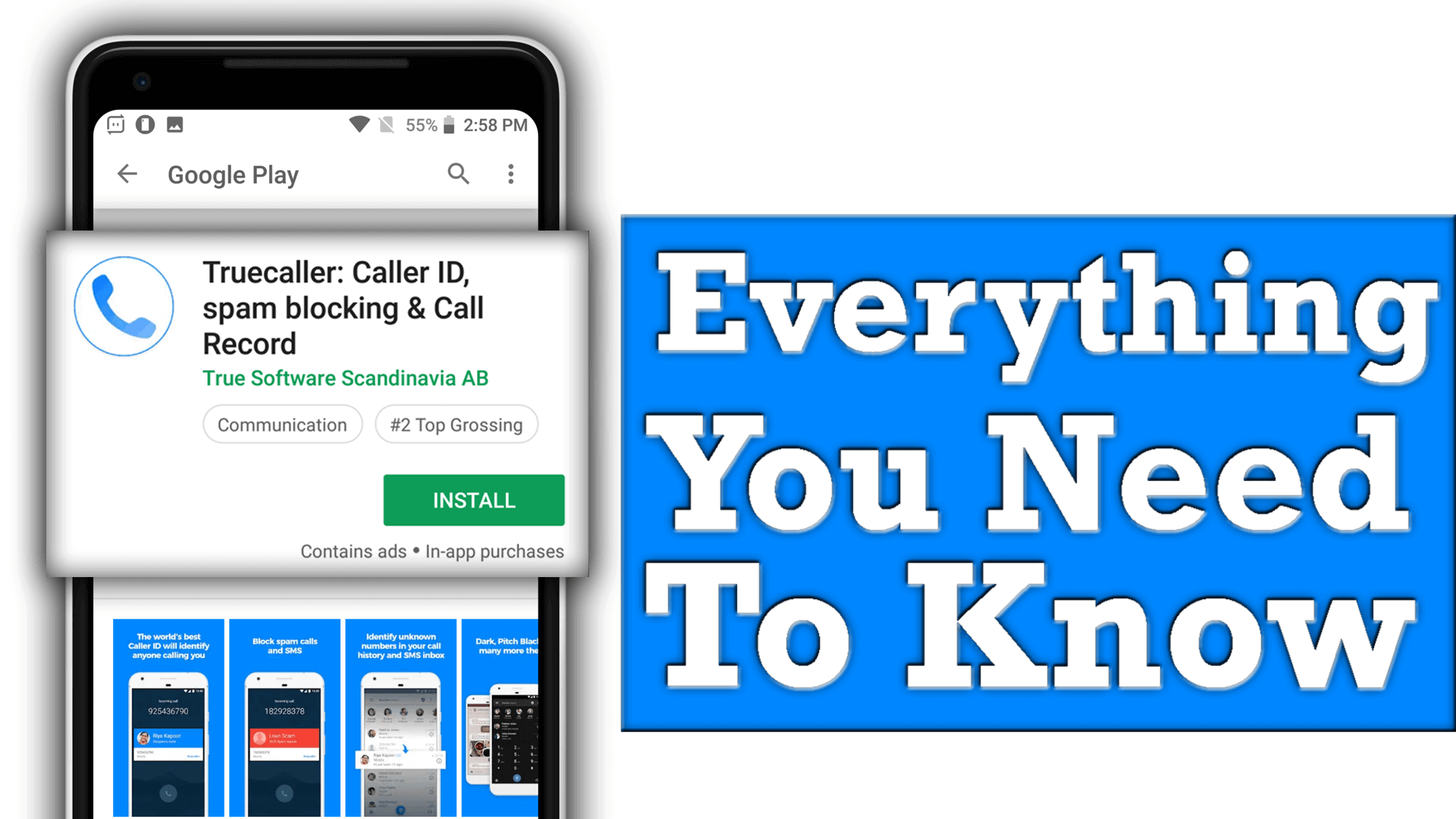 Truecaller - Everything You Need To Know! - TheAndroidPortal
