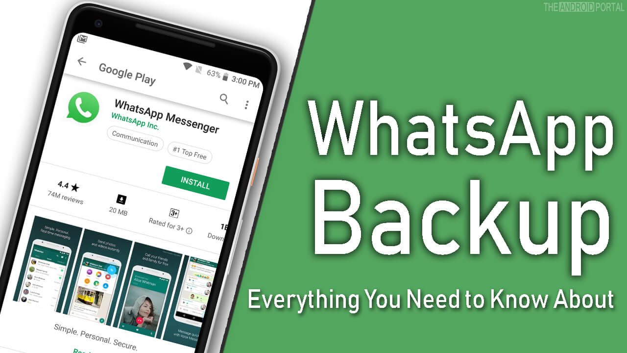 WhatsApp Backup - Everything You Need to Know About