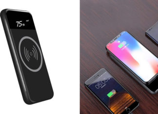 Wireless Charger Power Bank Deal