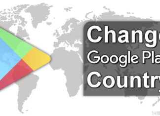 2 Ways to Change Play Store Country