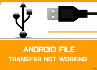 Android File Transfer Not Working - theandroidportal.com