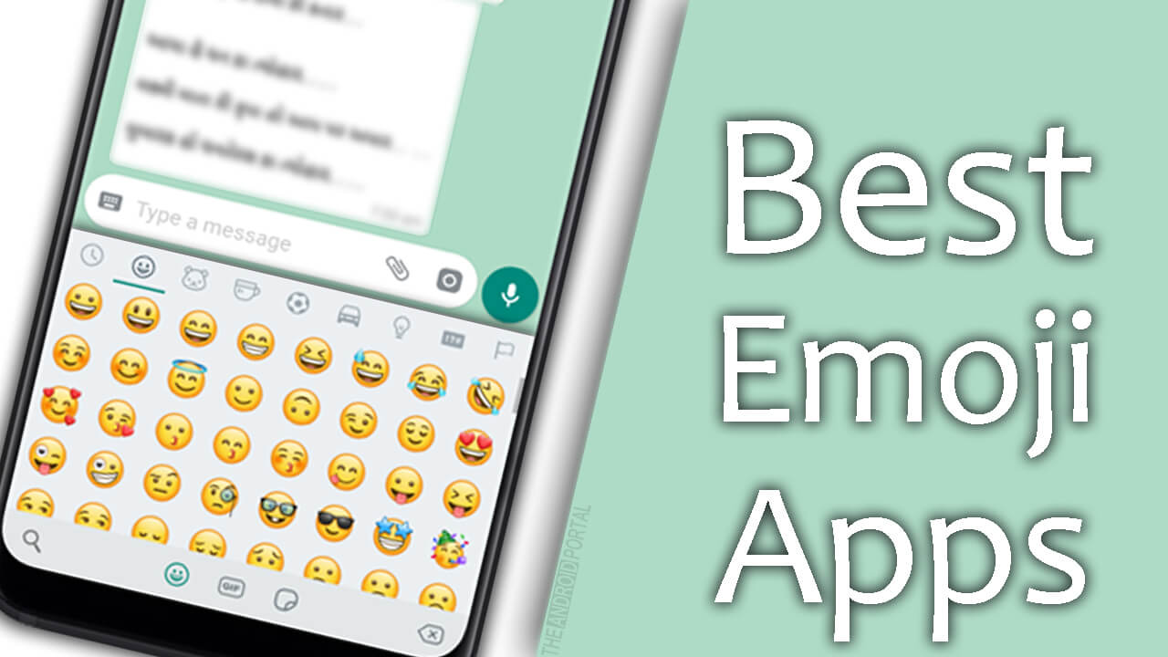 Best Emoji Apps For Android Theandroidportal