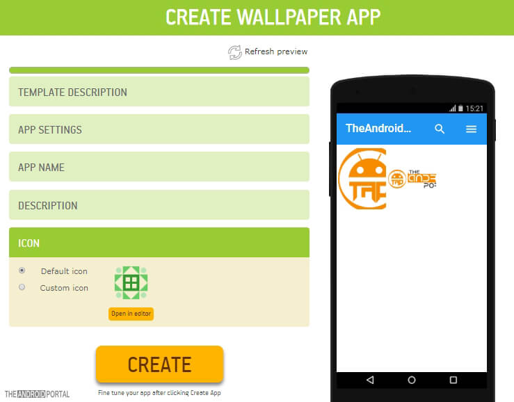 Make Your Own Wallpaper Apps with No Coding Skills