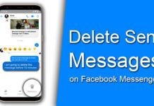 Delete Sent Messages on Facebook Messenger copy
