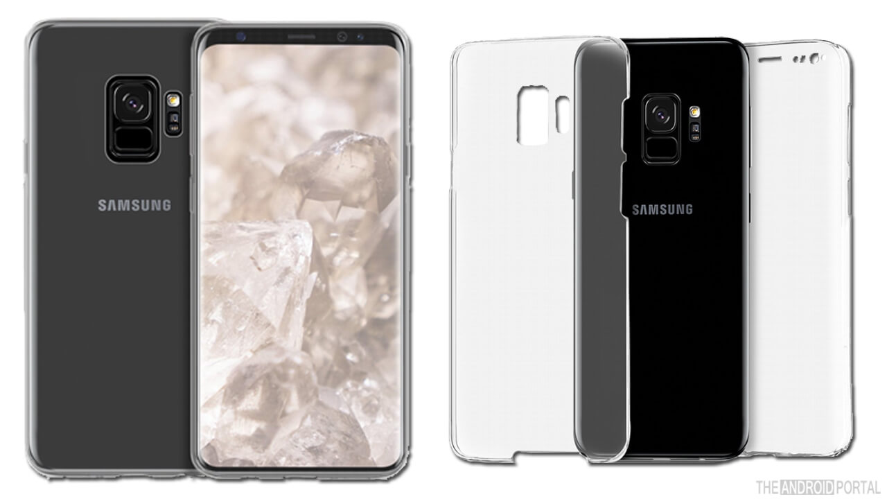 Kwmobile Crystal Clear S9 Case