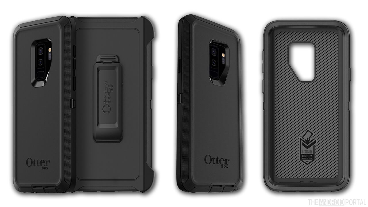 OtterBox Defender Series For S9+
