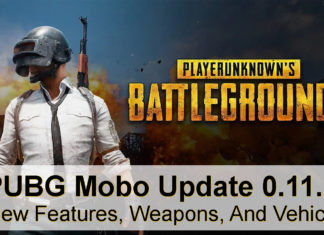 PUBG Mobo Update 0.11.5 Android Releasing On 20th March New Features, Weapons, And Vehicle