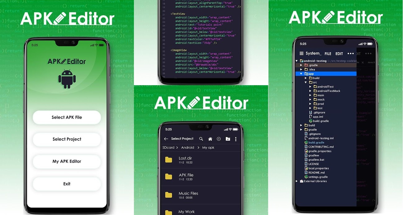 APK File Editor - Best APK Editors for PC 3