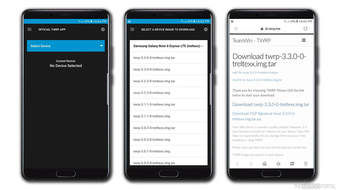 How to Install TWRP Recovery with and Without Root