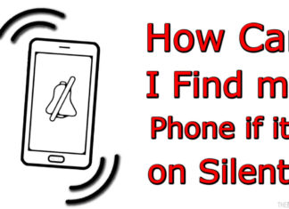 What I Do to Find My Phone on Silent