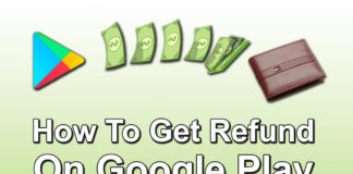 How To Get Refund On Google Play