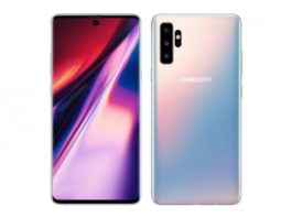 Samsung Galaxy Note 10 expected render