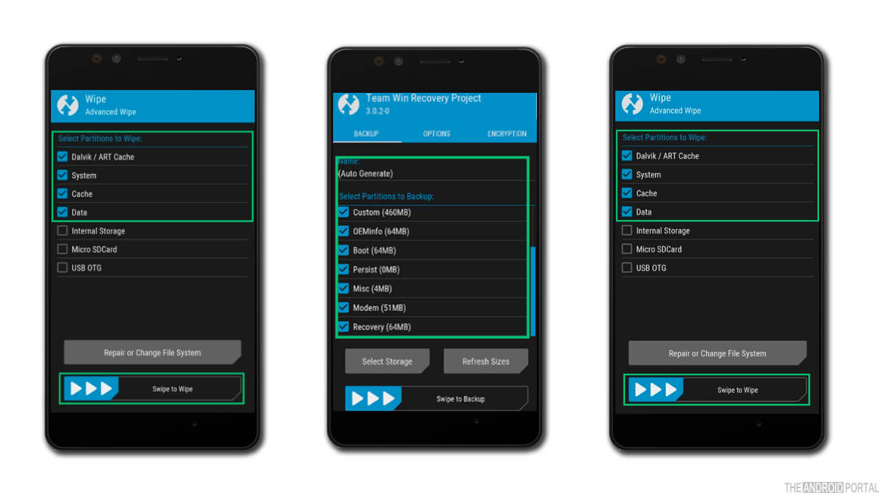 How to Flash Custom ROM in Android? - TheAndroidPortal