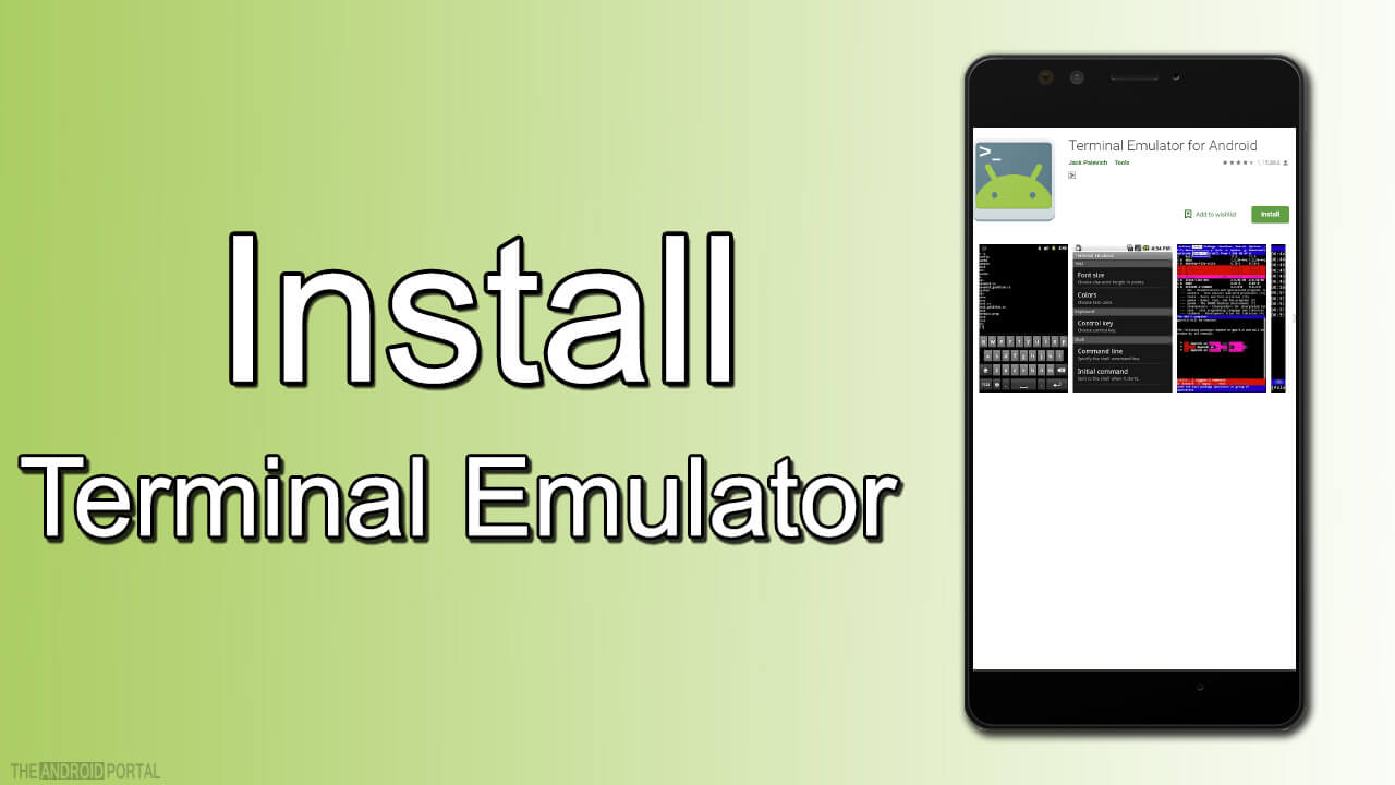 How To Enable init d Support On Android? - TheAndroidPortal
