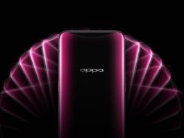 Under Display Selfie Camera by Oppo