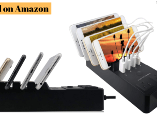 55% OFF Phone Charging Station For Home