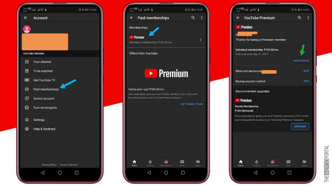 How To Unsubscribe YouTube Red? (in Just 3 Steps)