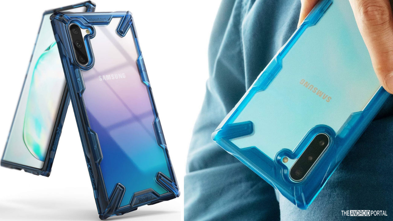 Ringke Fusion X Case for Note 10