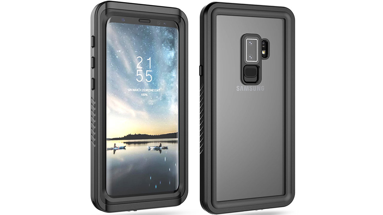 FugouSell Galaxy S9 Plus Waterproof Case