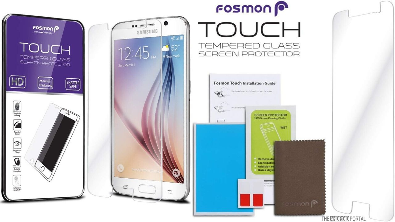 Fosmon TOUCH Screen protector
