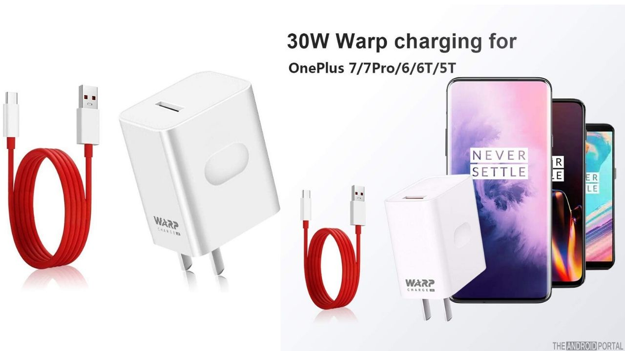 Rexin One Plus Wrap Charger