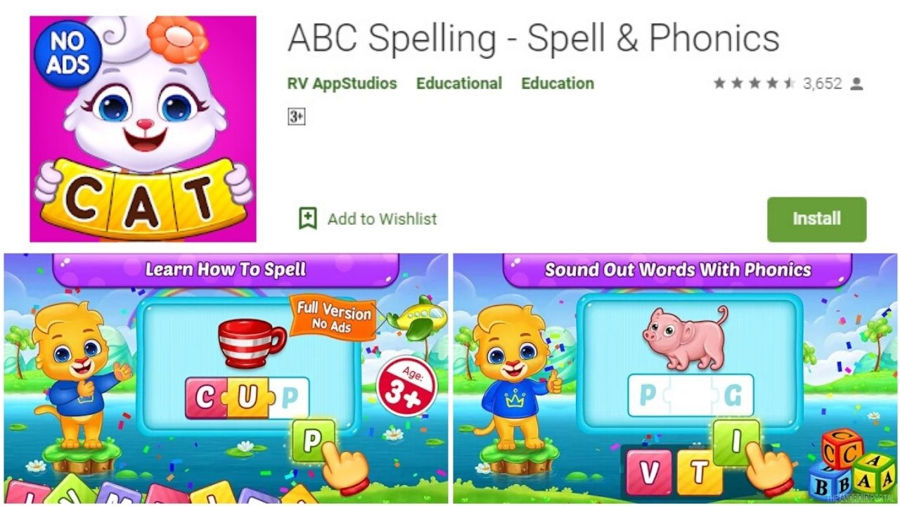 ABC Spelling- Spell and Phonics (1)
