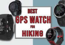 GPS Watch For Hiking And Running