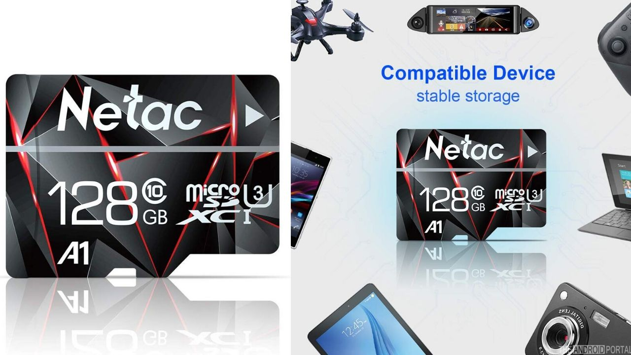 Nectac 32GB Micro SD Cards (32GB_64GB_256GB)