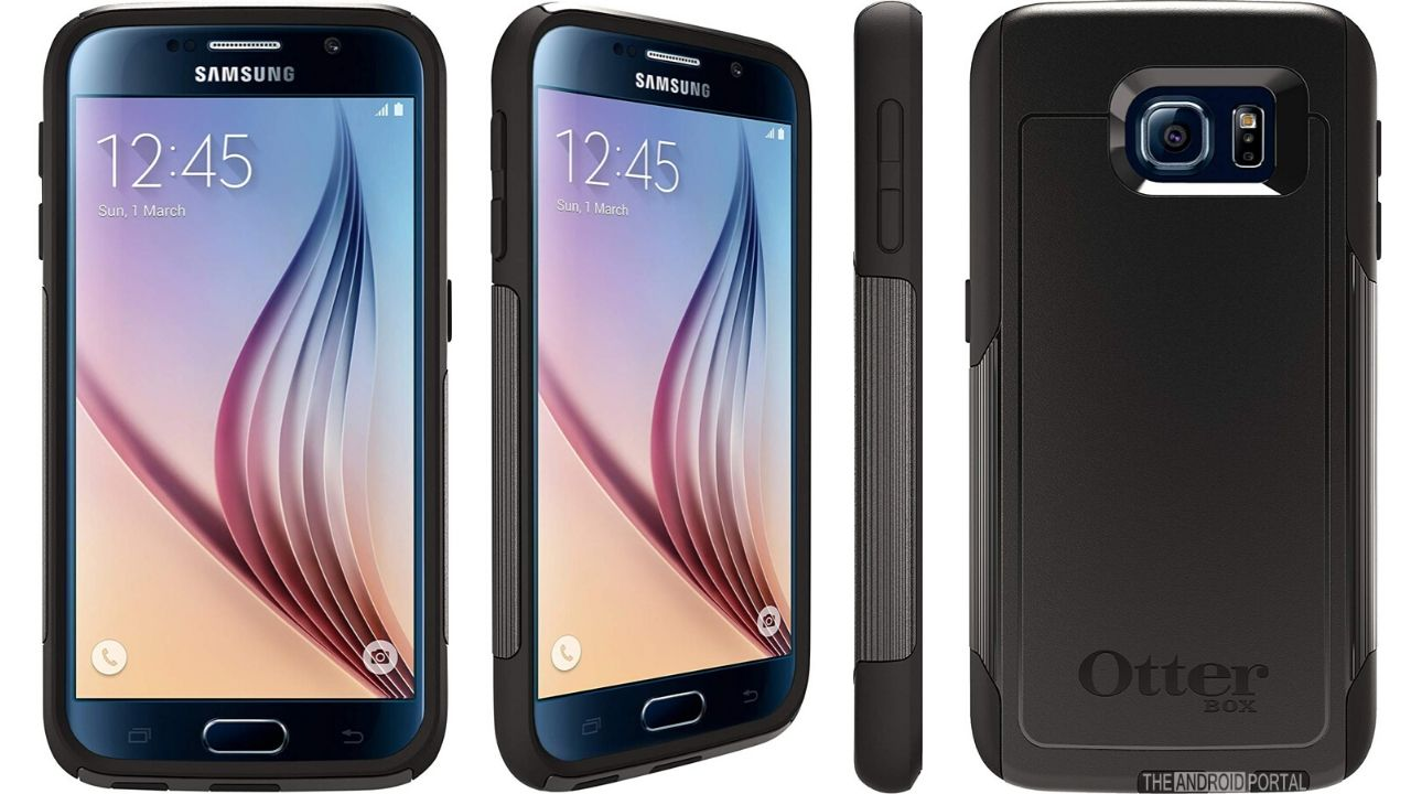 Otter Box Commuter Series for Galaxy S6