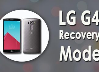 LG G4 Recovery Mode- What Is It
