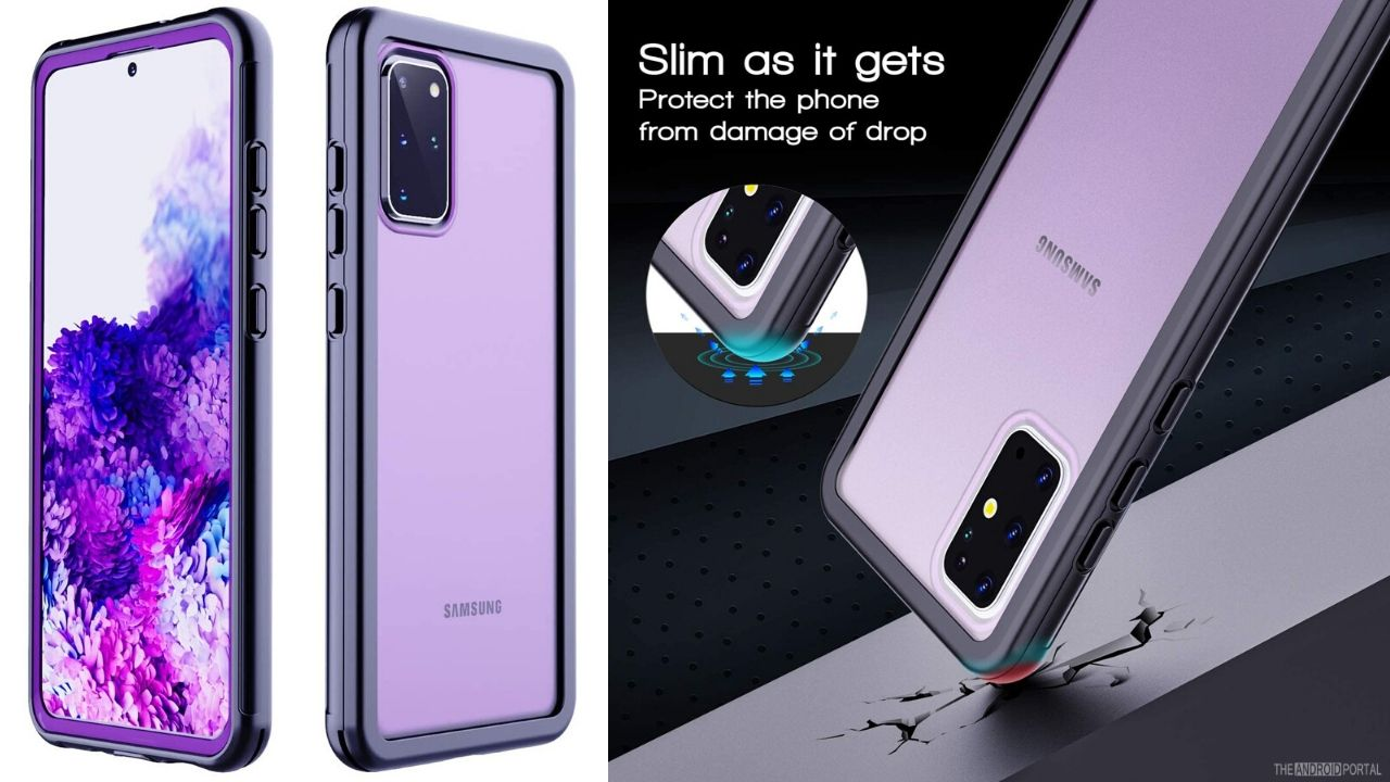 SPIDERCASE for Samsung Galaxy S20 Plus