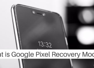What is Google Pixel Recovery Mode