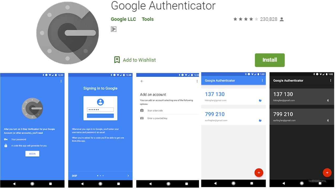 A-how to build a wifi jammer | How to move Google Authenticator to a new device