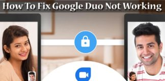 How To Fix Google Duo Not Working
