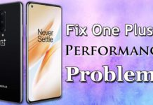 How To Fix One Plus 8 Performance Problems