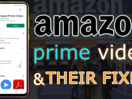 10 Common Problems Of Amazon Prime Video And Their Fixes