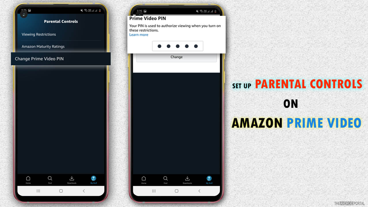 An Ultimate Guide To Set Up Parental Controls On Amazon Prime Video1