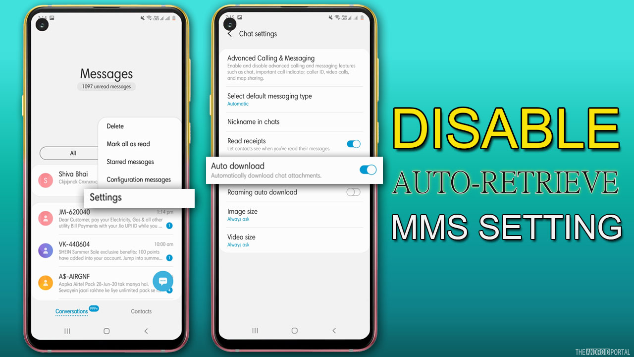 How To Fix Failed To Download Attachment From Multimedia Messages